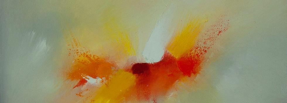 De la serie Beauty and Light 6 óleo sobre lienzo 25 x 35 cm