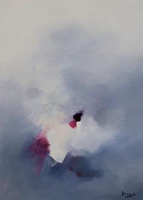 088 Admiración acrílico sobre lienzo 73