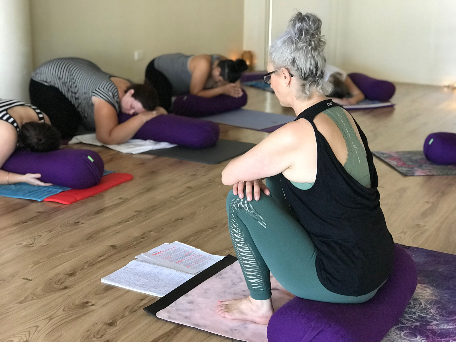 Yoga fix mackay