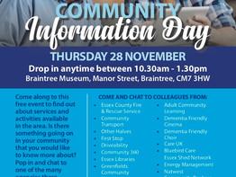 Community Information Day