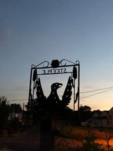 Steeple Sign