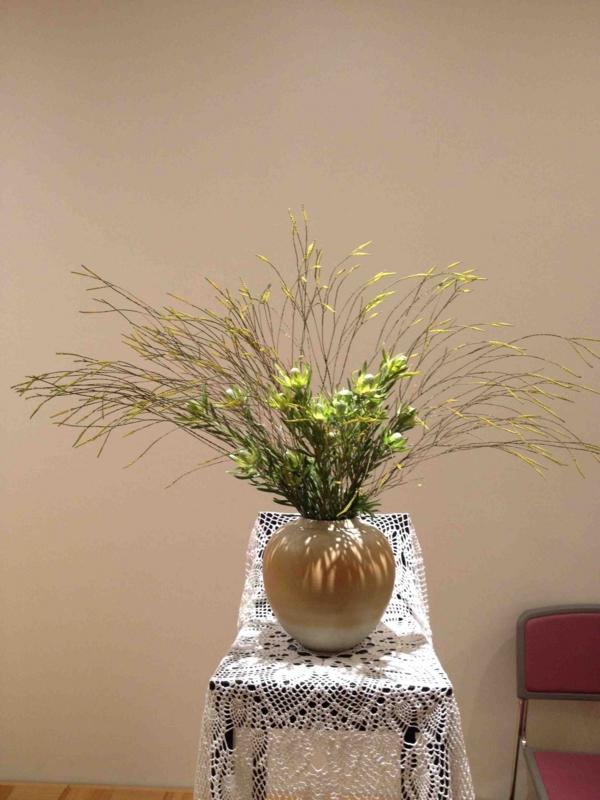 2013/11/17.聖日礼拝のお花