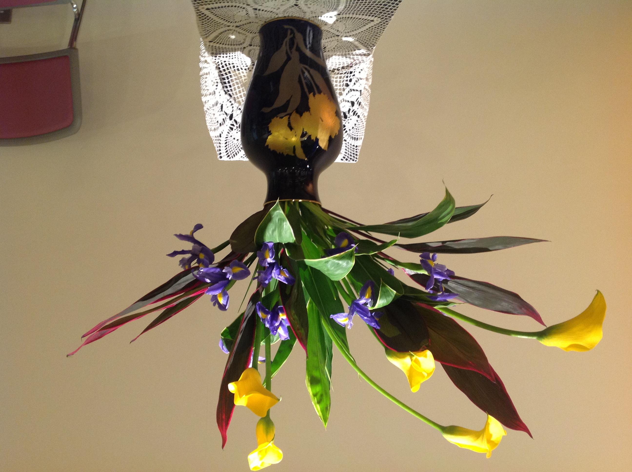 2012/11/11、聖日礼拝のお花