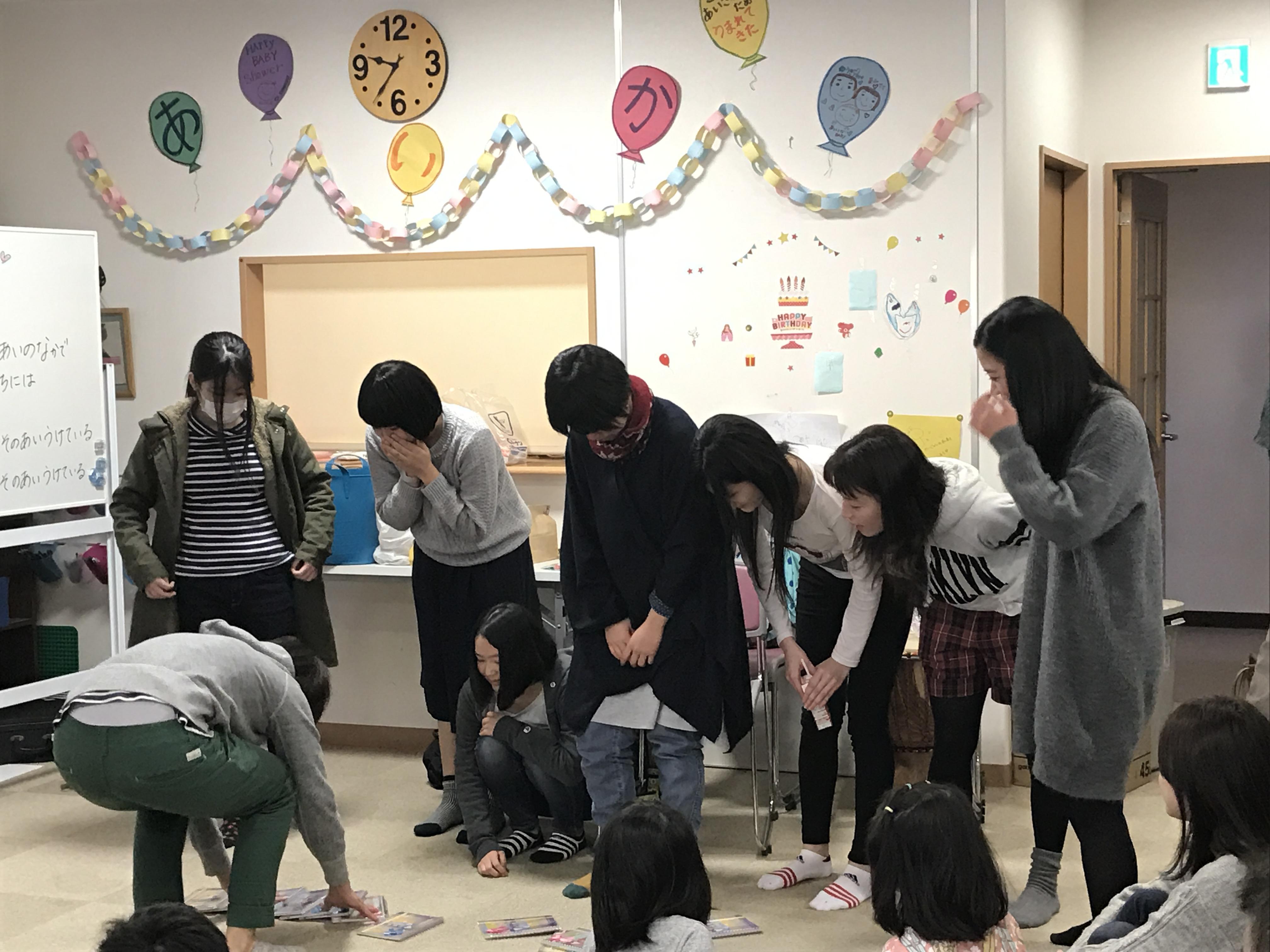 中高生女の子クラス