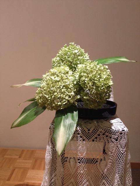 2014/10/10.聖日礼拝のお花
