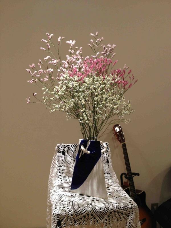 2013/8/4.聖日礼拝のお花