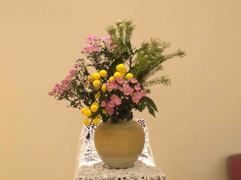 2013/11/3.聖日礼拝のお花