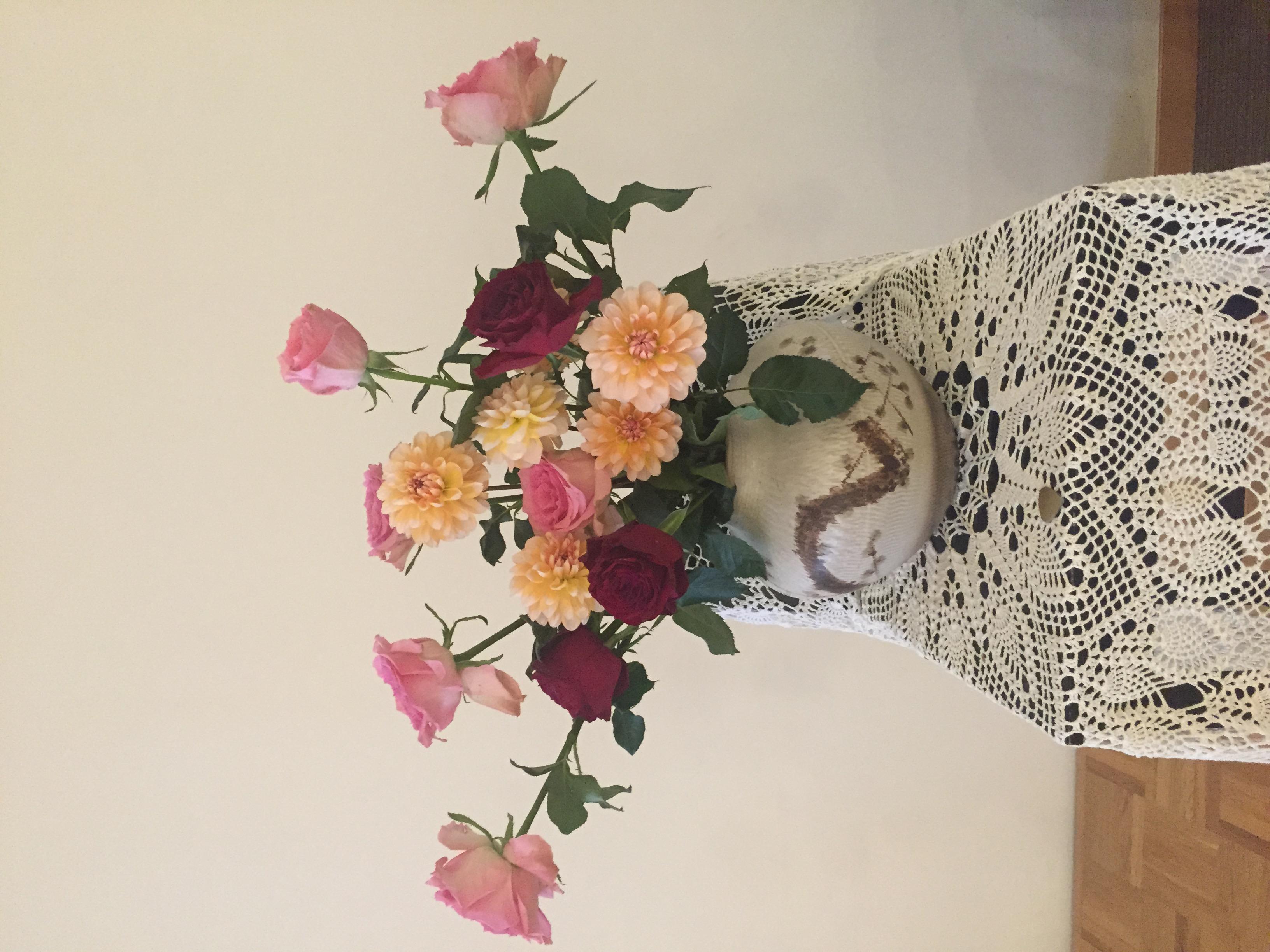 2015/5/24、聖日礼拝のお花