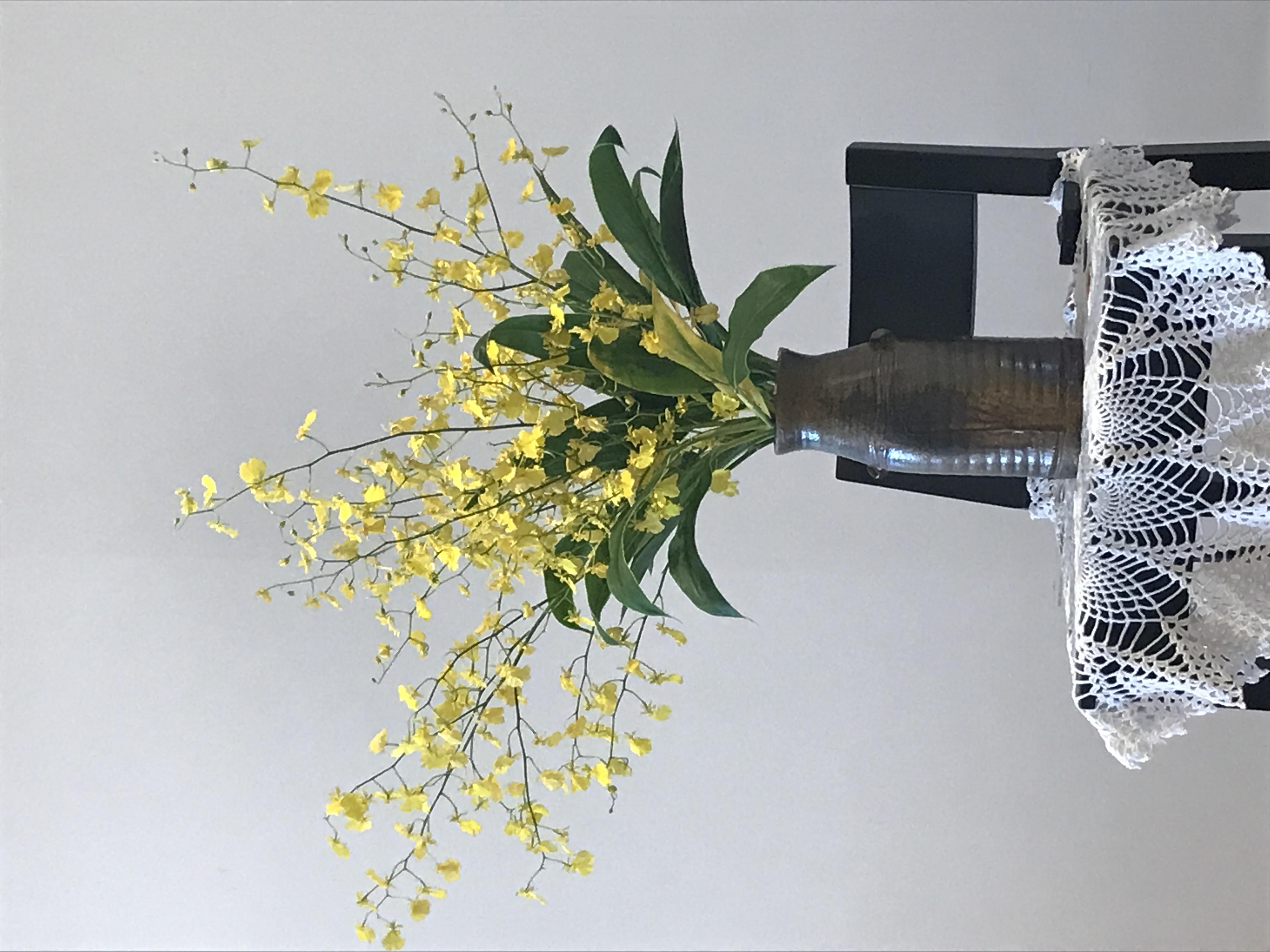 2017/9/3、聖日礼拝のお花