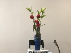 2018/7/8、聖日礼拝のお花