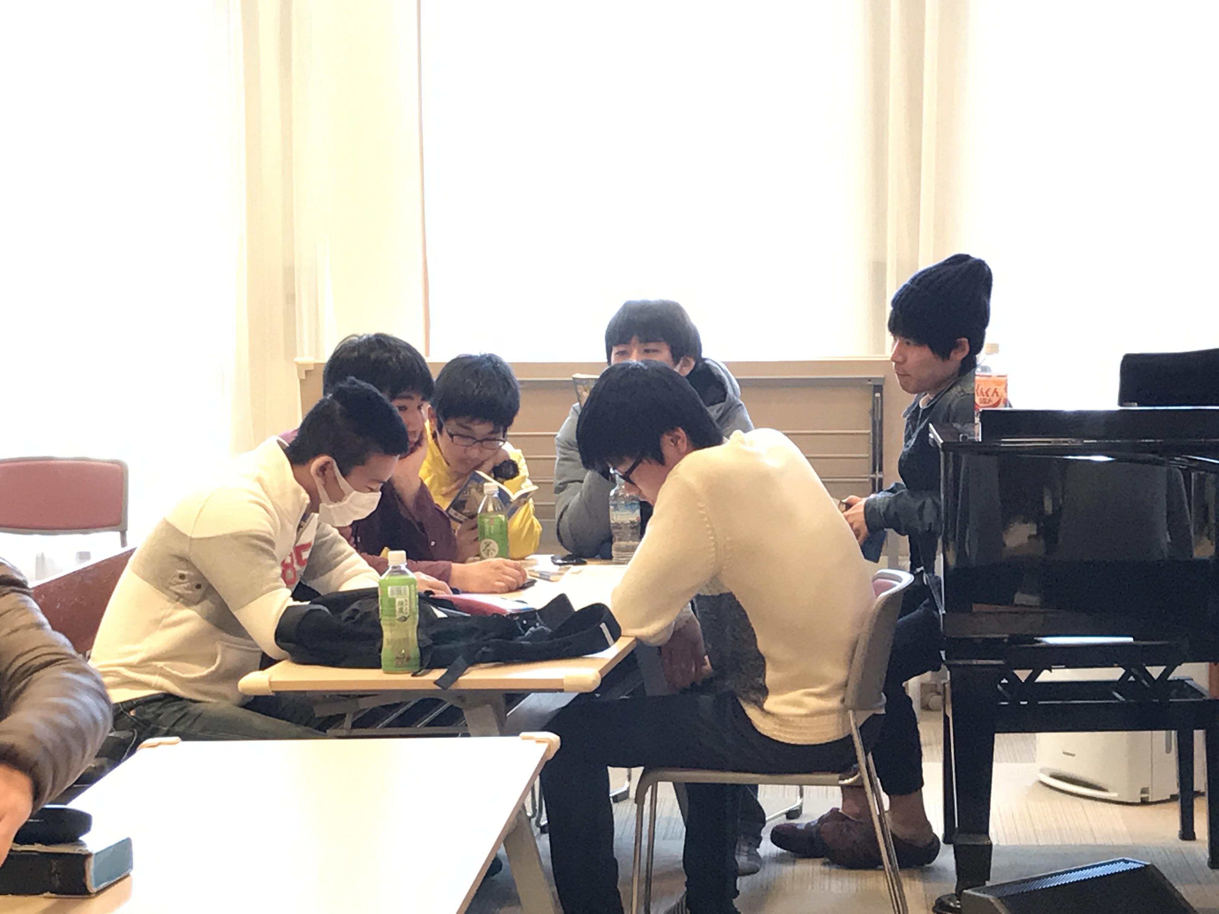 中高生男の子クラス
