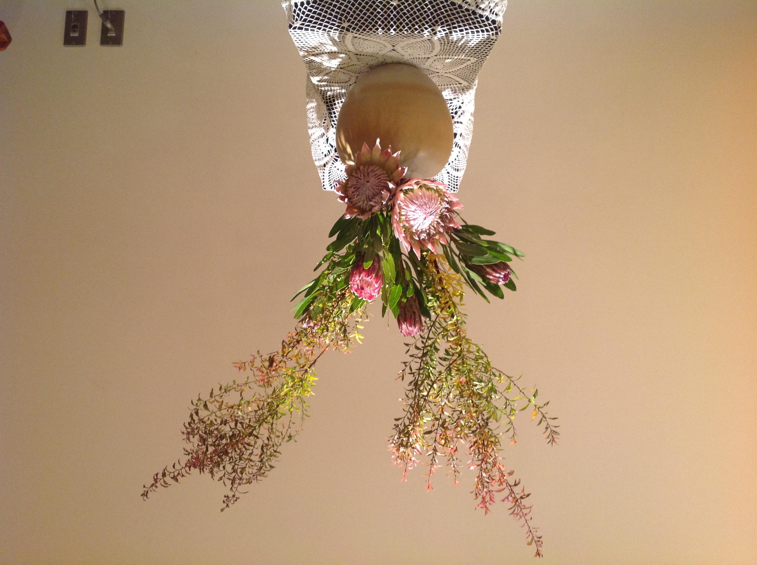2012/11/18、聖日礼拝のお花