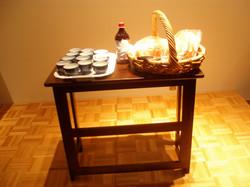 最後の晩餐記念聖餐式