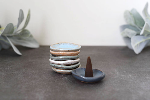 Incense Holder with Cone Pack by Mud & Maker