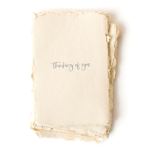 """""""Thinking of You"""" Card by Paper Barista"""