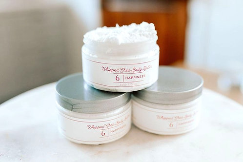 """""""Happiness"""" Whipped Body Butter by Caron & Co Bath and Body"""
