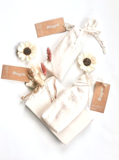 Organic Cotton Baby Bundle  by Blaynk