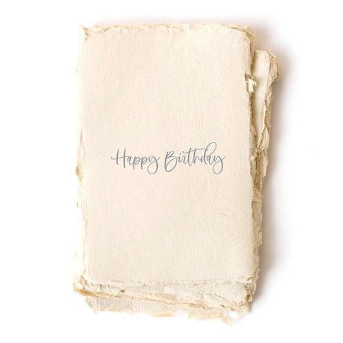 """""""Happy Birthday"""" Card by Paper Barista"""