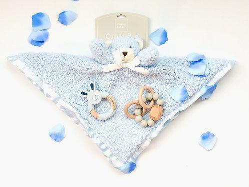 Cuddle Bear in Blue