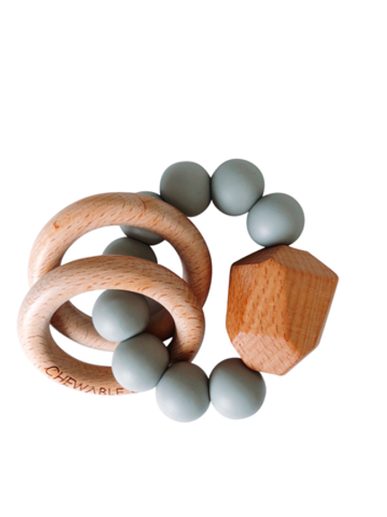 Teether Ring by Chewable Charm