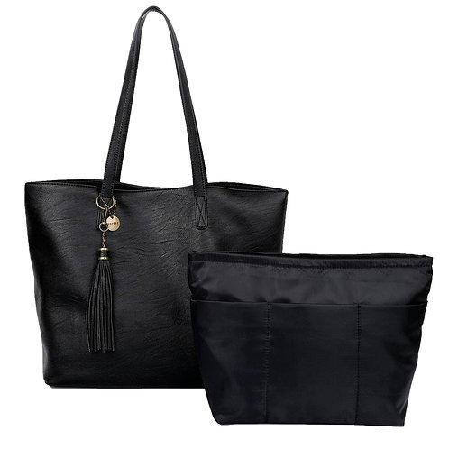 The Lucia Tote by Ampere Creations