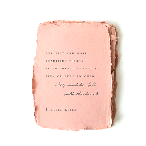 """""""Felt By The Heart"""" Card by Paper Barista"""