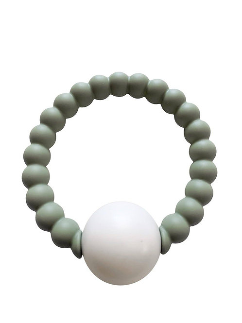 Teether Toy Rattle by Chewable Charm