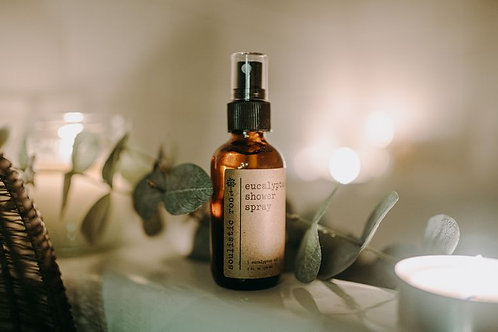 Eucalyptus Shower Spray by Soulistic Root