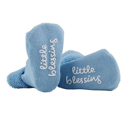 """""""Little Blessing"""" Baby Socks"""