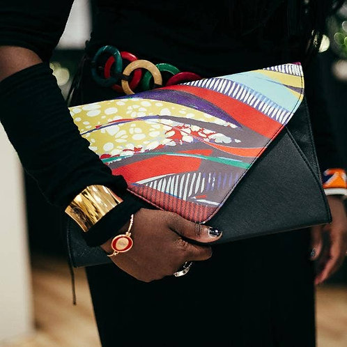 """""""Wild Thing"""" Signature Clutch by Amma Jo"""