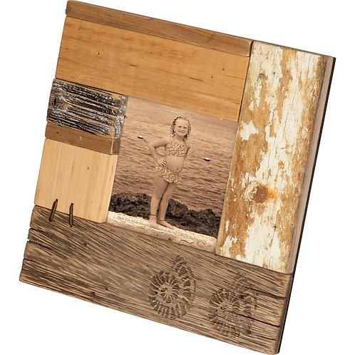 Rustic Shell Frame