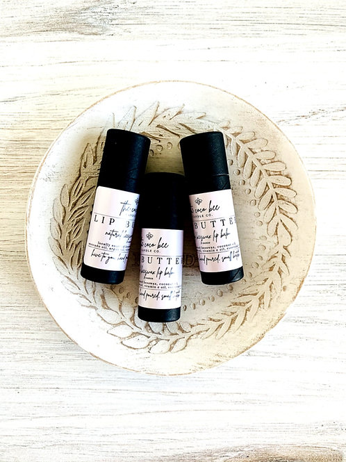 All Natural Beeswax Lip Balm by The Coco Bee Candle Company