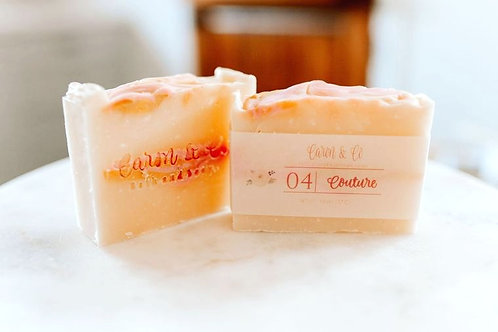 """""""Couture"""" Soap Bar by Caron & Co Bath and Body"""