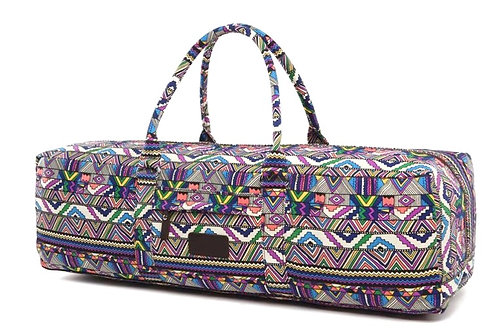 Multicolor Yoga Tote Bag by EcoStrength