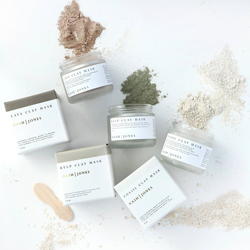 Kelp Clay Mask by Nash and Jones
