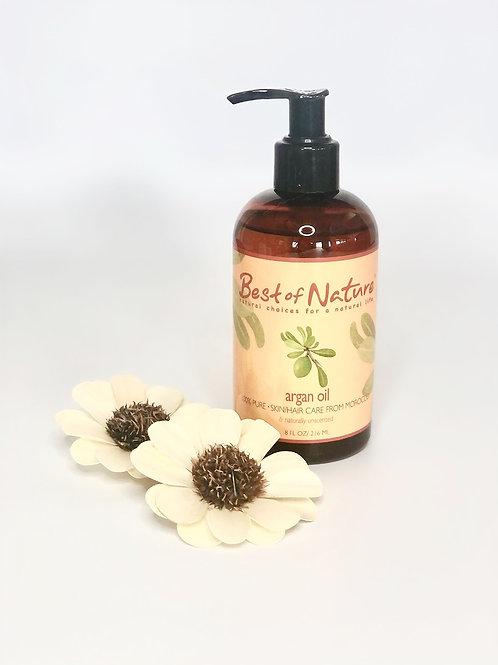 Argan Hair and Body Oil