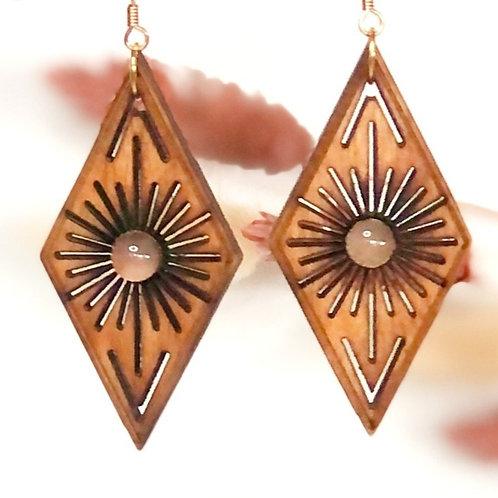 Moonlit Earrings by Lovelevel