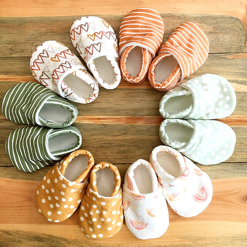 Baby Shoes by Tiny Treasures Design