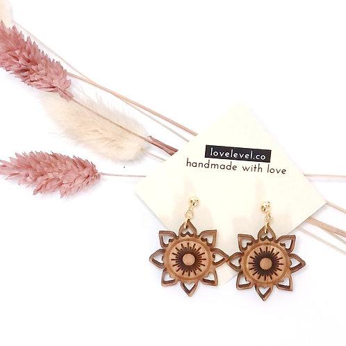 Sunshine Earrings by Lovelevel