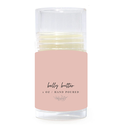 Belly Butter by Benjamin Soap Company