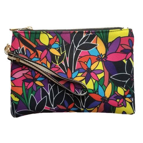 """""""La Fleur"""" Manhattan Clutch Wallet by Amma Jo"""