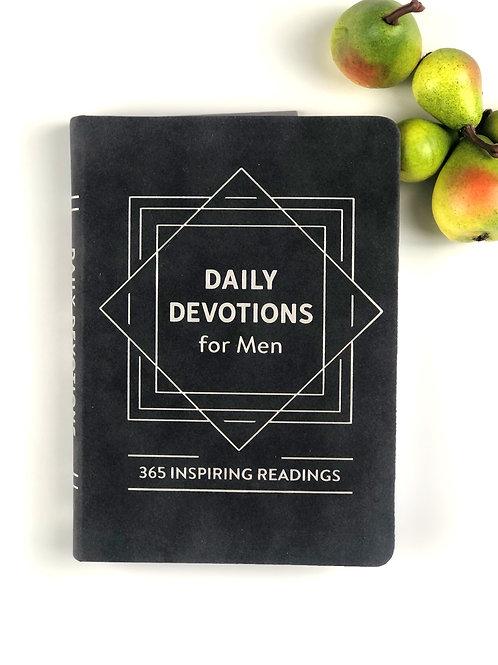 Daily Devotions for Men