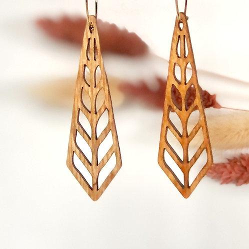 Spruce Earrings by Lovelevel