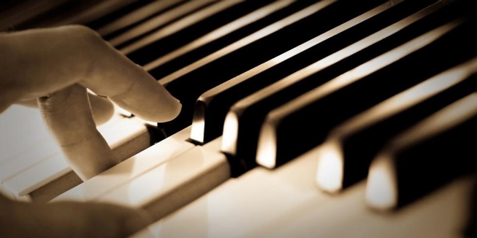 Concierto de Piano, pianista Glòria Argany