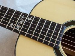 custom leaf inlay