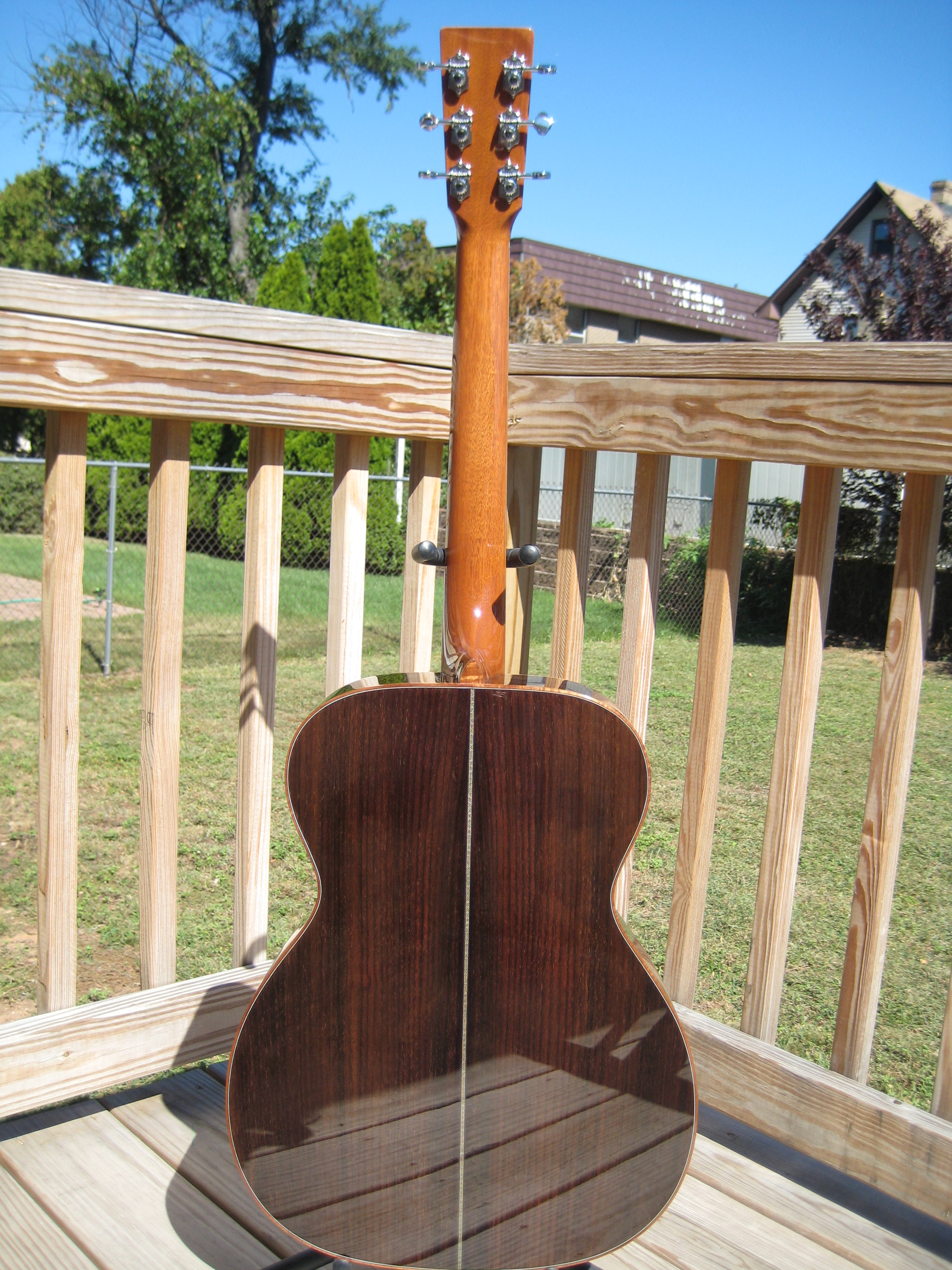 Indian rosewood OM