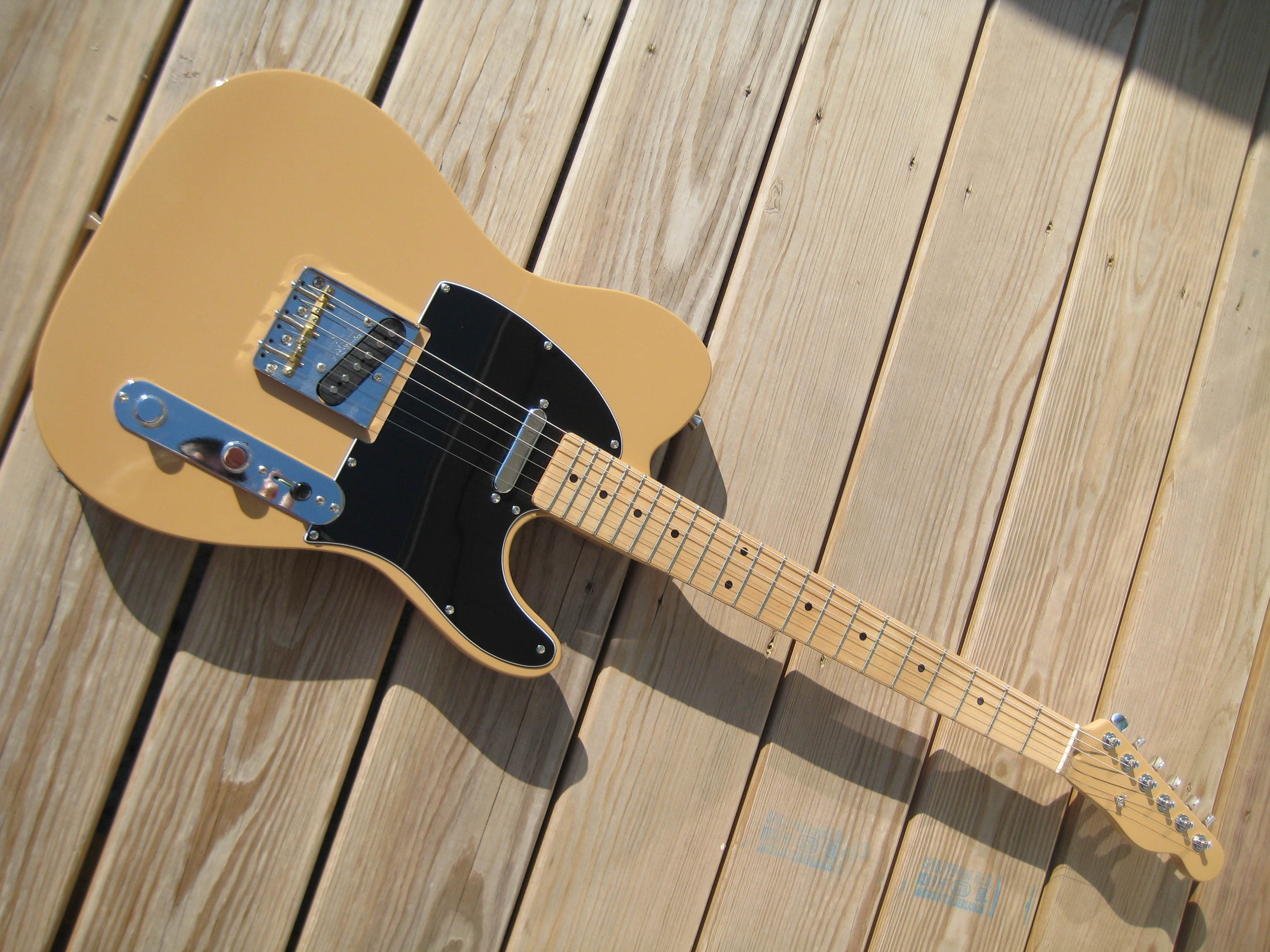 Beautiful 59 desert tan finish