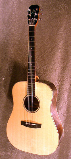 Indian Rosewood B&S Dreadnought