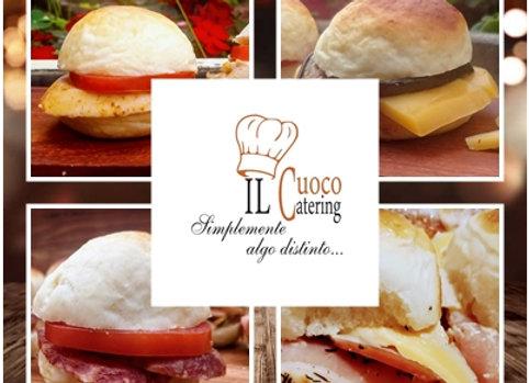 Brioche Gourmet 4 Docenas