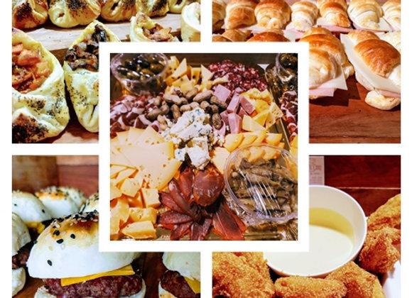 Bandeja De Finger Food Con Picada
